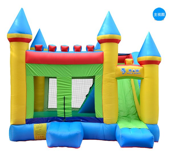 free shipping Customized cartoon inflatable jumping castle,inflatable bouncy castle for sale