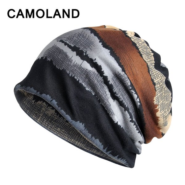 2018 New Men Women Lightweight Thin Summer Beanie Hat Chemo Cap Stretch Slouchy Sports Baggy Slouch Skullies Female Breathable