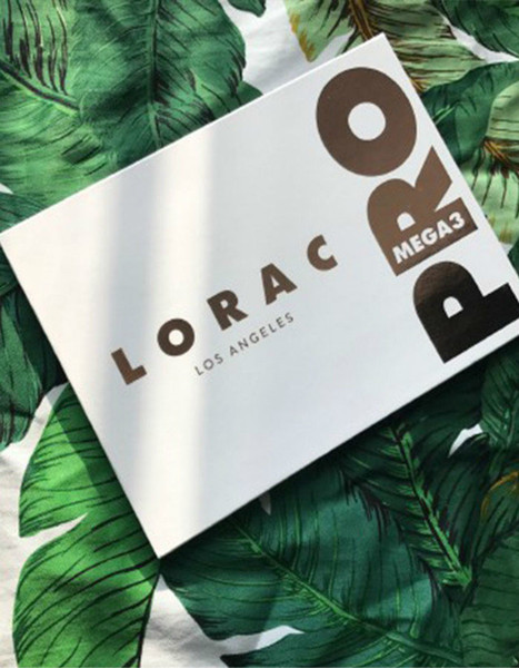 Lorac Mega Pro 3 Mega Pro Diosa de bronce Mirada de verano Laura Geller Madison Ave Sombra de ojos Paleta de tríos Huda Gorgeous Beauty Palettes