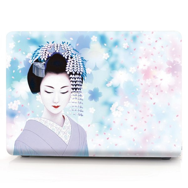 hrh-x-55 Oil painting Case for Apple Macbook Air 11 13 Pro Retina 12 13 15 inch Touch Bar 13 15 Laptop Cover Shell