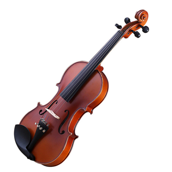4/4 Professional Handmade Violin With Case Bow Maple Wood Violins Musical Instruments