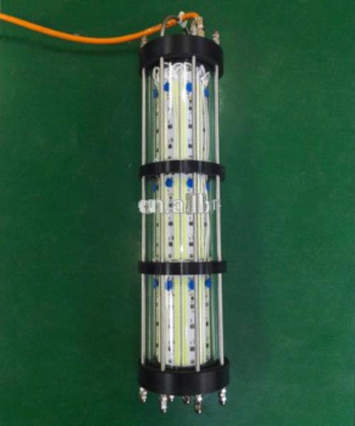 LED Fishing Lead Lure Lamp 1500W Led Fish Attracting Fishing Light 12V high sea fishing use in marine boat