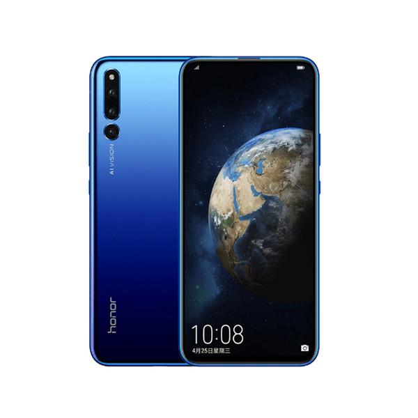 "New Original Huawei Honor Magic 2 8GB RAM 256GB ROM 4G LTE Mobile Phone Kirin 980 Octa Core 6.39"" Full Screen 24.0MP NFC Slider Cell Phone"