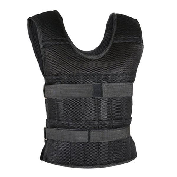 Adjustable Weighted Vest Ultra Thin Breathable Workout Exercise Carrier Vest for Training Fitness Weight-bearing Equipment for sale