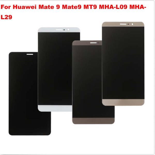 5,9 '' volle LCD-Anzeige + Touchscreen Digitizer Assembly Ersatz für Huawei Mate 9 Mate9 MT9 MHA-L09 MHA-L29 MHA-AL00 + Werkzeuge