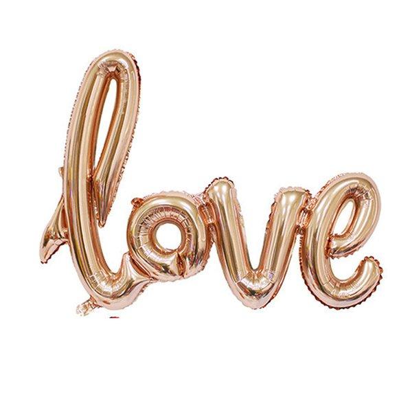 샴 LOVE 풍선 샴페인