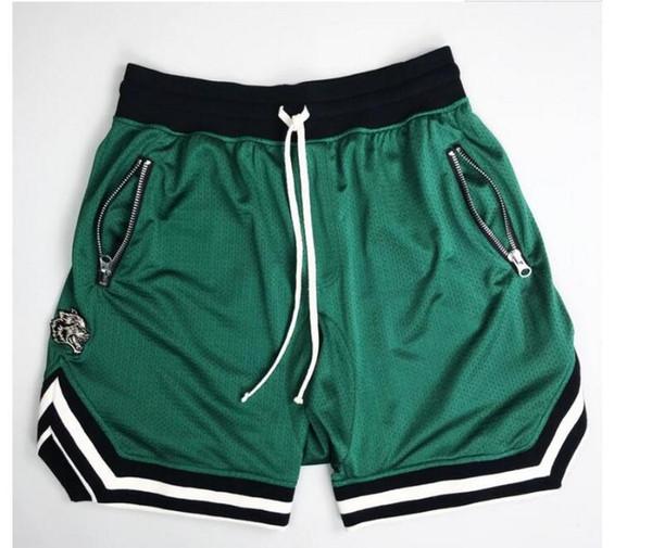 Shorts décontractés pour hommes Vêtements d'été Porter cool cool demi-shorts Fear Of God Pantalons de survêtement Justin Bieber Sarouels Kanye West