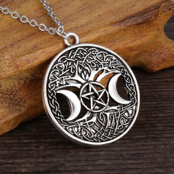 Iron chain palaeo Silver