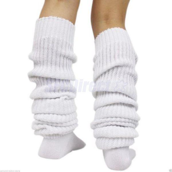 accesorios para el uniforme Cosplay chica de secundaria mujeres Slouch Calcetines sueltos Botas Medias Japón