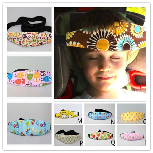 Einstellbare Babyschale Neue Kopfstütze Schlafkopfauflage Pad Abdeckung Für Kinder Reise Innen Zubehör Kinder Sicherheitsgurt LC768