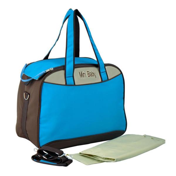 Mummy Maternity Nappy Bag Insular Fashion Mother Mummy Messenger Travel Backpack Large Capacity Stroller Nursing Diaper Bag