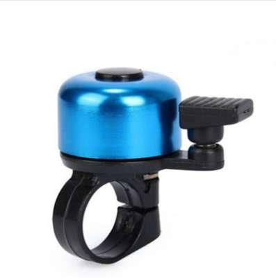 For Safety Cycling Bicycle Handlebar Metal Ring Black Bike Bell Horn Sound Alarm bike bell kids Mini Bicycle Bell Sports A70