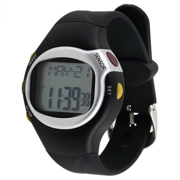 متعددة الوظائف الرقمية اللمس الاستشعار نبض القلب رصد معدل في الرياضة reloj هومبر الرجال النساء ووتش قديم للهدايا مألوفة