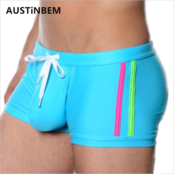 brand men swimwear men 's swimsuits swim board beach wear man swimming trunks boxer shorts swim suits gay pouch size xl
