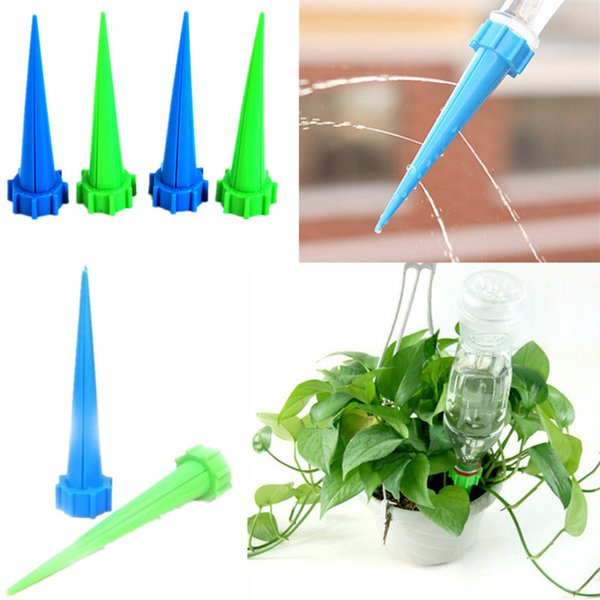 New 2017 Garden Cone Spike Watering Plant Flower Waterers Bottle Irrigation System