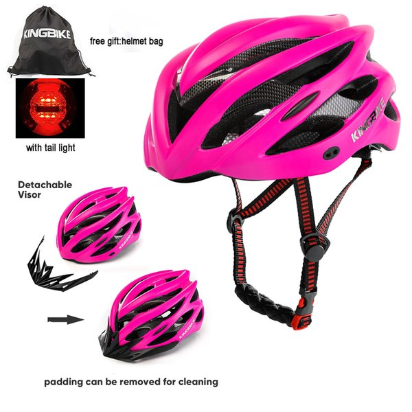 KINGBIKE mtb bike helmet women helmet for cycling Integrally-molded cascos mtb capacete para ciclismo bicycle helmets for men