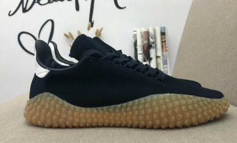 Chaussures discount C.P.COMPNY x Kamanda, semelles à baïonnette en daim noir, baskets d'entraînement pour sportifs, meilleures chaussures de course pour hommes, bottes