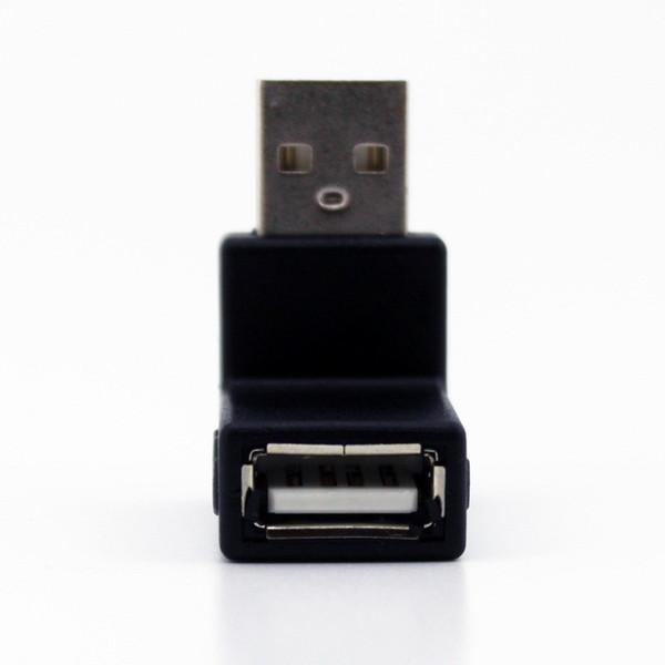 Merkmale: Zum Anschluss von USB Typ A-Kabeln in engen Anwendungen. 100% ige Abschirmung bietet EMI / RFI-Schutz