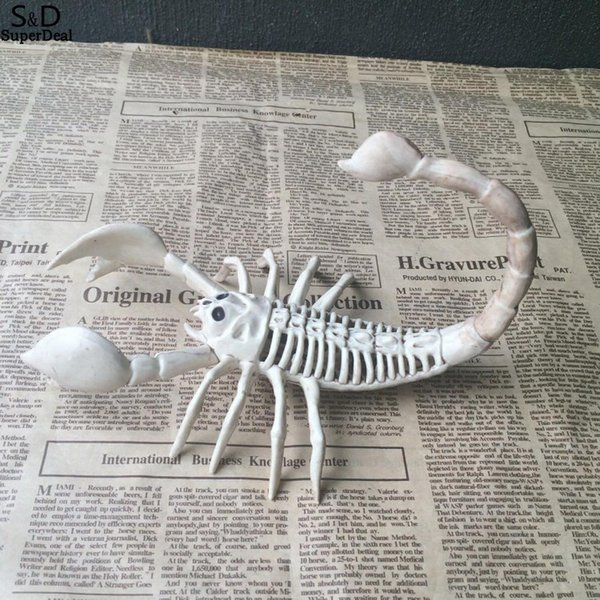 halloween decoration There are Skeleton House Horror you types 3 Solid Haunted Prop Decoration Animal for