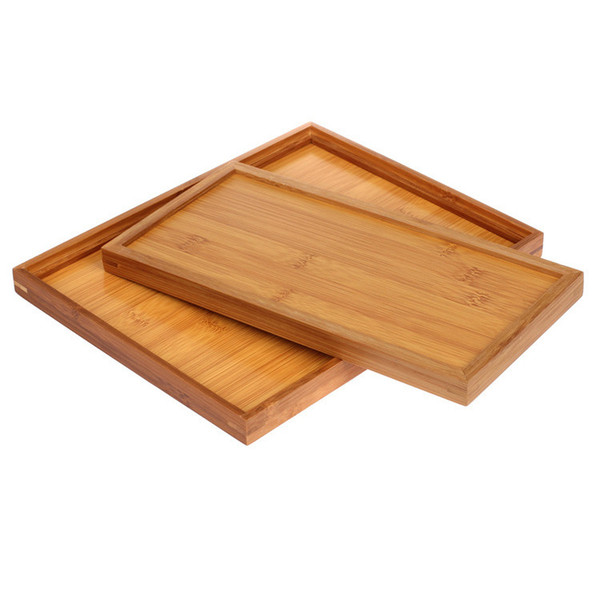 Remarkable 2019 Bamboo Serving Tray Decorative Rectangular Ottoman Tray Serve For Food Coffee Or Tea Hot Sale Dishes Plates From Homnumberone 7 69 Evergreenethics Interior Chair Design Evergreenethicsorg