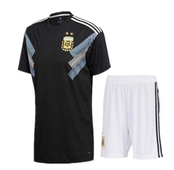9acd9243604 Argentina 2018 FIFA World Cup home jersey ICARDI KUN AGUERO MESSI DYBALA  GOMEZ OTAMENDI DI MARIA