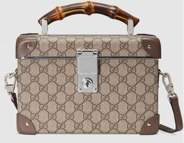 Globe-Trotter beauty case 533623 Women Fashion Shows Shoulder Bags Totes Handbags Top Handles Cross Body Messenger Bags