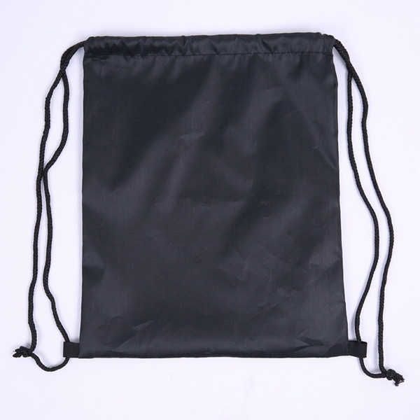 Free shipping 1000pcs 40cm Hx30cm non woven sack with rope storage bag multiple colours for shoe / clothes dust proof lin2320