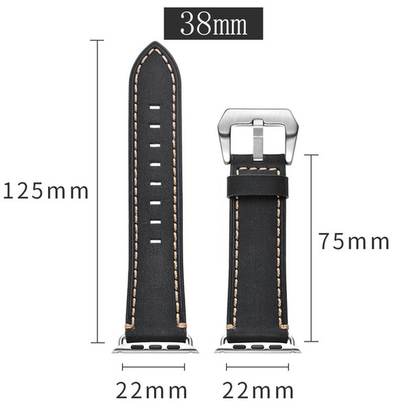 Nero 38 millimetri