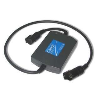 PARA GM TECH II 2 Interfaz de diagnóstico CANDI OBD OBDII Herramienta de diagnóstico de auto Escáner automático Interfaz CANDI