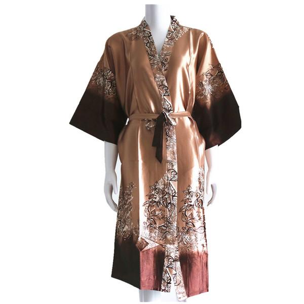 050c7beb59 elegant bathrobes Coupons - New Arrival Ladies  039  Sexy Satin Robe Dress  Gown Women