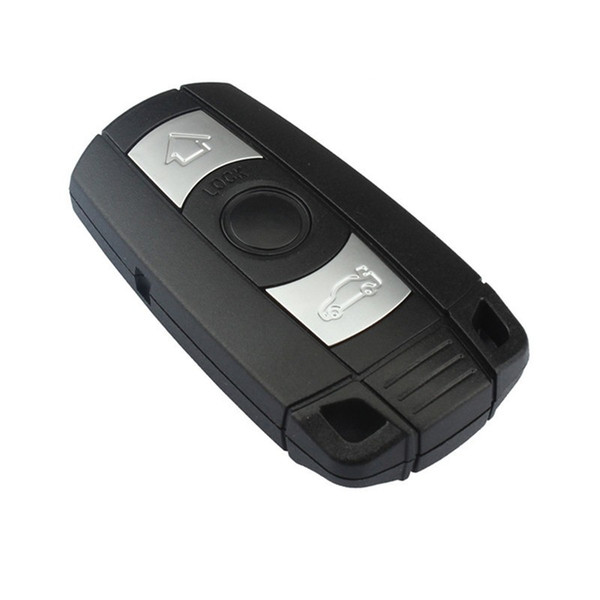 top popular Replacement Remote Fob Key Shell Case Smart Key Shell For Car BMW 1 3 5 6 7 E90 E93 E92 M3 M5 X3 X5 E60 Keyless insert blade 2019