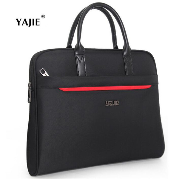 New 2018 Casual Men's Laptop Bags Fashion Oxford Male Briefcase Waterproof Travel Men's Handbag NotFile Envelope Pack A943