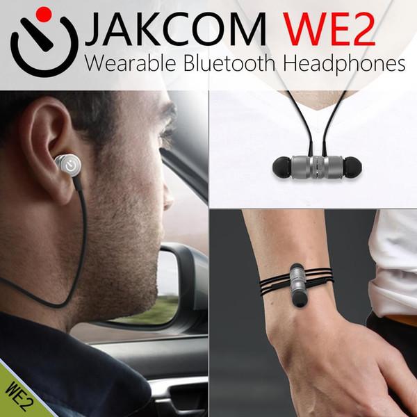 JAKCOM WE2 Wearable Wireless Earphone Hot Sale in Headphones Earphones as 3 in 1 charger cable hey plus make your own phone