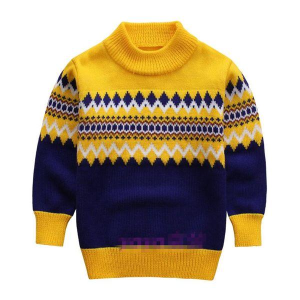 4a6c38a6d Knitted Sweater For Boys 2015 Autumn Winter Boy Sweater Children ...