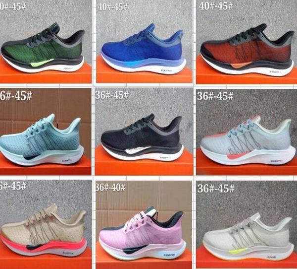 Zoom Pegasus Turbo 35 Laufschuhe für Herren Frauen pink Originals 2018 Pegasus 35 Futternetz Gaze Sneakers Trainingsschuhe Größe Eur 36-45