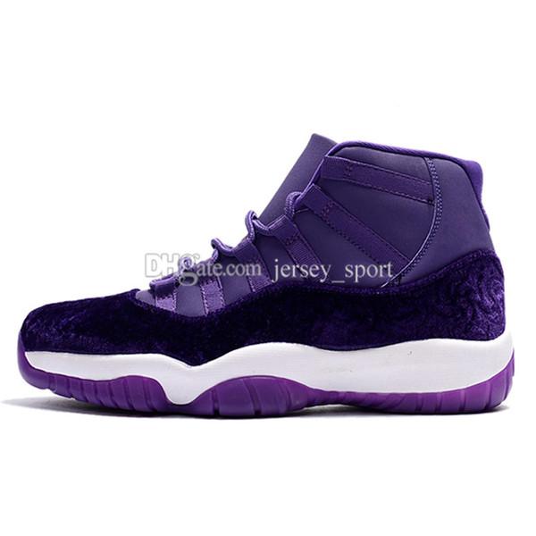 #06 High Velvet Heiress Purple