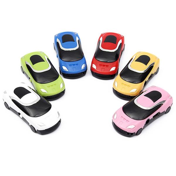 Boutique Digital High Quility Portable Mini Car Style USB Digital Mp3 Player Support Micro Fm radioTF Nov14