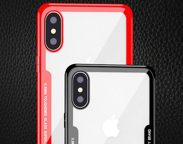 detailed look 4104a 15800 Armor Case Hybrid Bumper TPU Transparent PC Acrylic Back Cover FOR Samsung  Galaxy S8 S8 PLUS S9 S9 PLUS J6 2018 J2 PRO 2018 J3 J5 J7 PRO Make Your Own  ...
