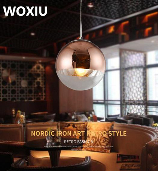 WOXIU Chandelier Crystal Ball Prism Pendant Glass Lamp Clear Drop Hanging Prisms Suncatcher Decor Pendants Faceted Lighting Home Light 30mm