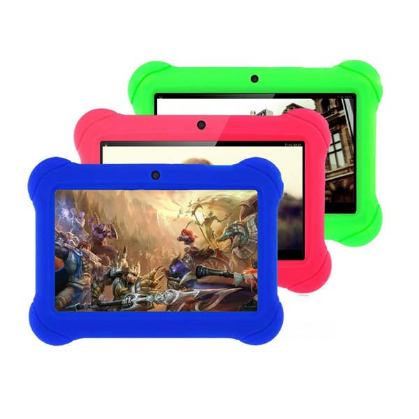 Children's favorite 7 Inch Android Tablets PC WiFi Dual camera tab gift for baby and kids tab pc tablet 8 9 10 10.1