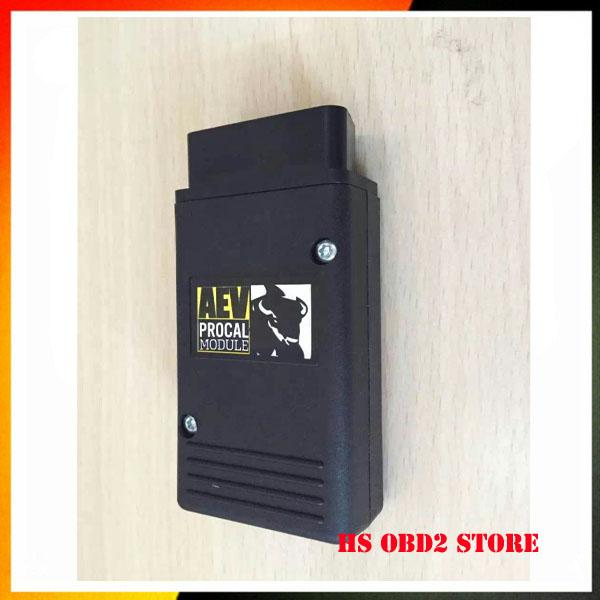 best selling AEV ProCal Module For Jeep Wrangler & Wrangler Unlimited JK AEV Tire Size Axle Ratio OTLC TPMS DRL ASBS PCM mode diagnostic Tool