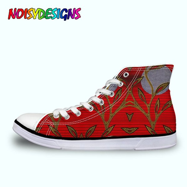 Summer WoWomen's Vulcanize Shoes Casual Canvas Shoes for Girls Students Fashion African Style Sneaker Female