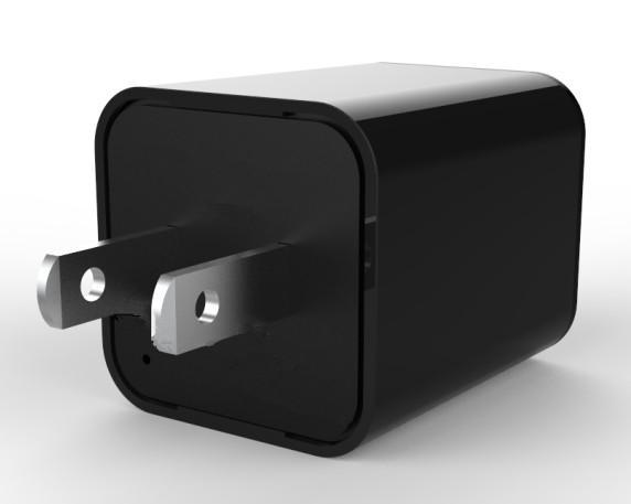 Caméra de surveillance sans fil avec adaptateur wifi prise adaptateur de caméra de surveillance wifi 1080P HD USB prise caméra S2 S3 US / EU avec boîtier de vente au détail