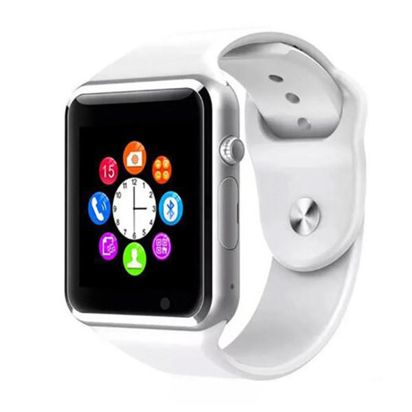 TOLASI 2018 A1 Mode Männer und Frauen Smart Watch Sync Benachrichtigung Gerät Unterstützung SIM / TF-Karte Bluetooth Smartwatch PK Q18 DZ09