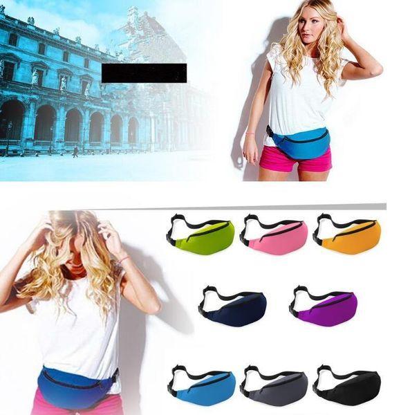best selling 300pcs Travel Sports Pack Hiking Running Belt Pack Waist Belt Bag