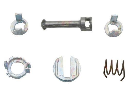 PARA BMW E46 Kit de reparación del cilindro del cilindro de la cerradura de la puerta L / R 318 320 323 325 328 330 335 M3