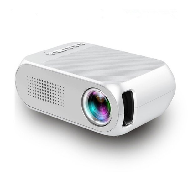 Portable LED Mini Projector Home Theater Cinema 1080P Video HDMI USB Pocket Proyector Built-in Speaker Free Shipping
