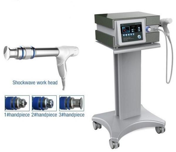 Machine de thérapie par ondes de choc / machine de traitement par ondes de choc / équipement de thérapie par ondes de choc extracorporelles pour les traitements de dysfonction érectile / ED