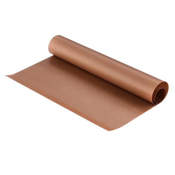 Reusable 60*40cm Fiberglass Cloth Non-Stick Mat Multifunctional BBQ Mat Nonstick Baking Sheet