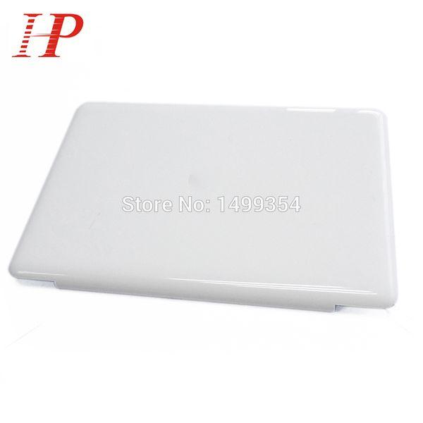 Geunine 2009 2010 Jahr 604-1033 Weiß A1342 LCD-Bildschirm Abdeckung für Macbook Unibody 13 '' A1342 Top-Bildschirm Fall MC207 MC516